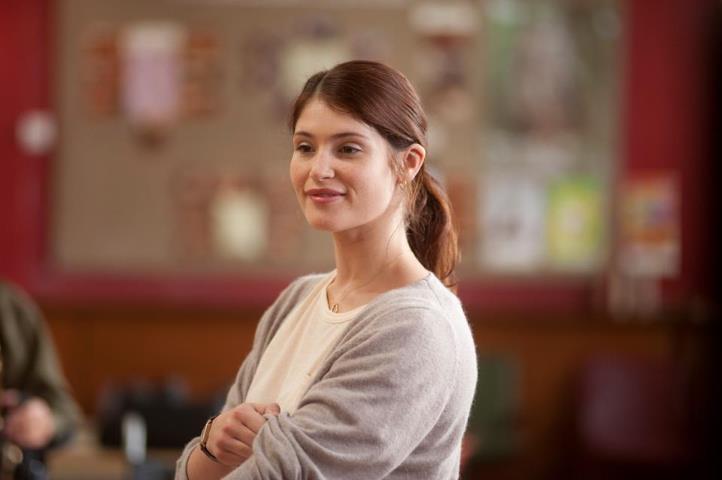 Gemma Arterton dans le rôle d'Elizabeth