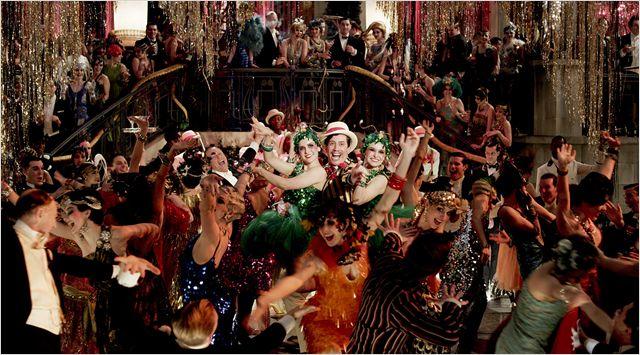 Les années folles dans Gatsby le Magnifique