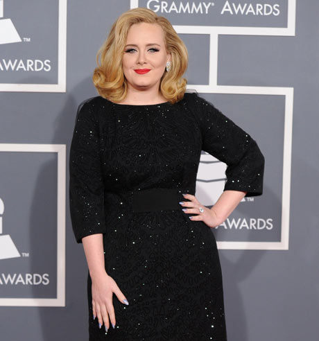 La chanteuse Adele, Photo The Guardian