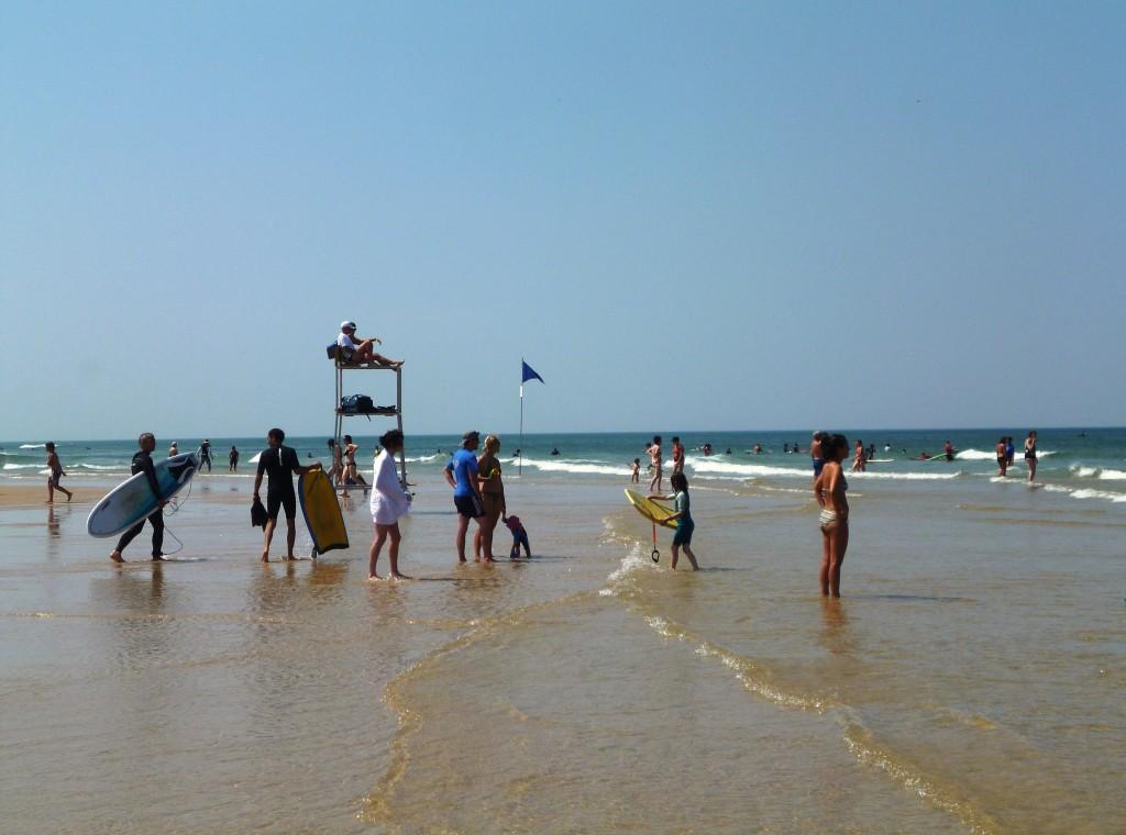 La plage, un rêve inaccessible pour les personnes détenues