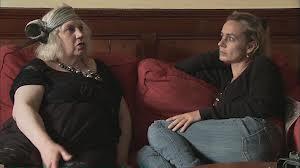 Sandrine Bonnaire dialogue avec sa mère
