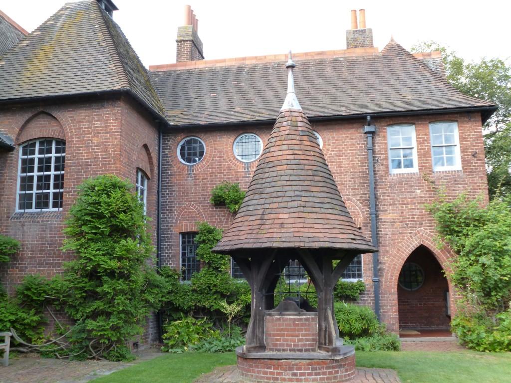La maison rouge de William Morris
