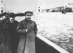 ... et Staline sans Yezhov