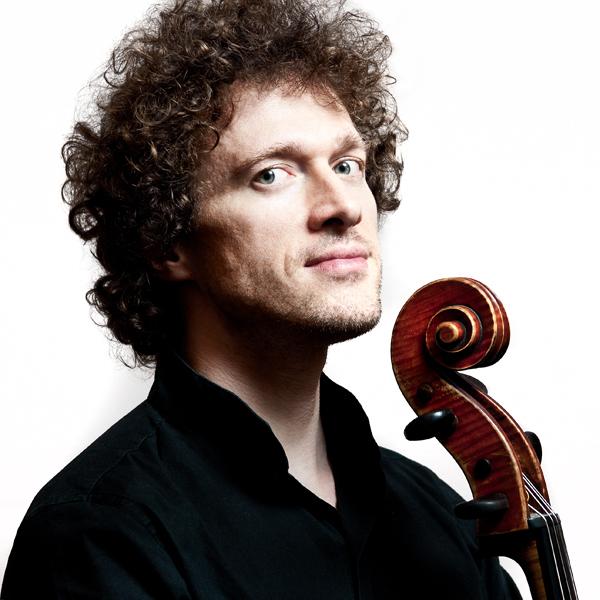François Salque, violoncelliste, animateur de Musical'Océan