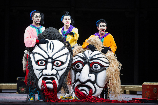 Turandot au Royal Opera House