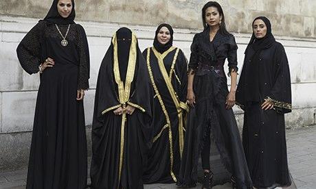 Défilé de mode islamique