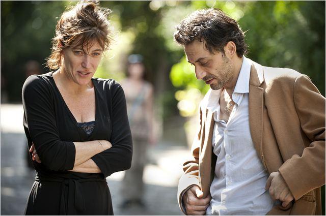 Valeria Bruni-Tedeschi et Filippo Timi