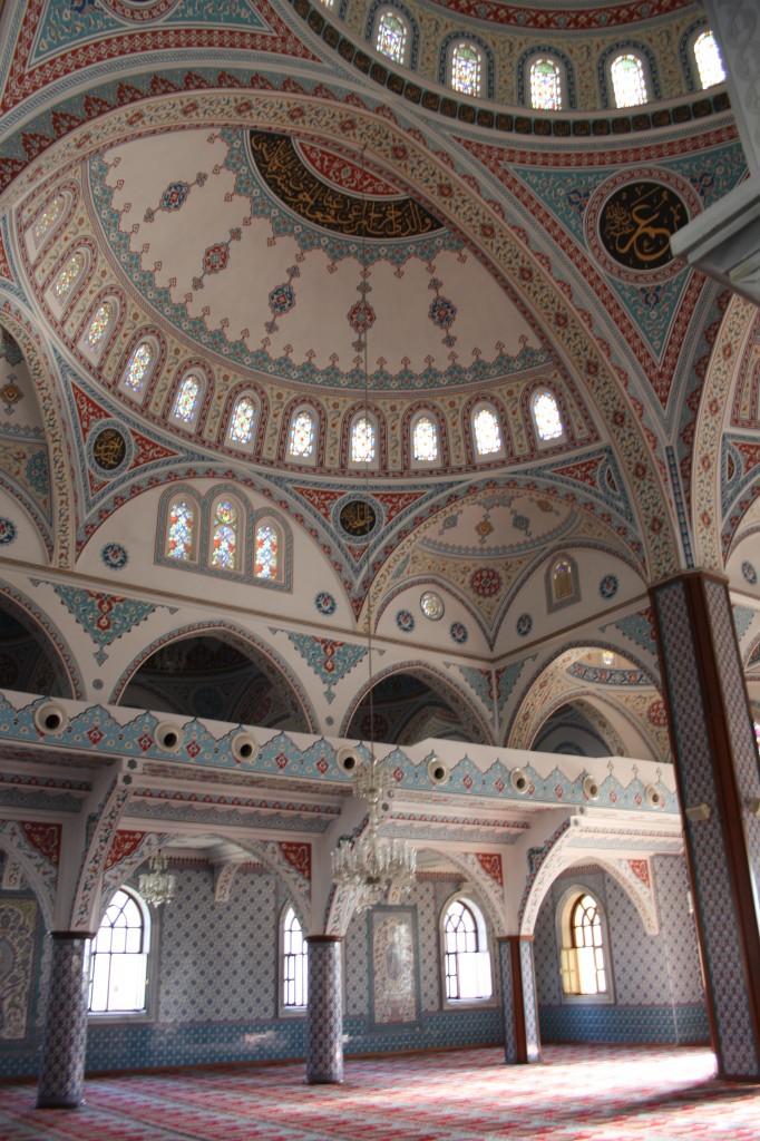 La mosquée de Manavgat, construite en 2004