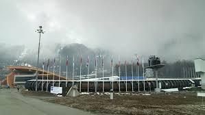 Equipements olympiques à Sotchi