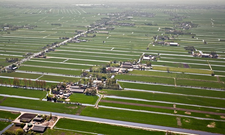 Fermes Kamerick aux Pays-Bas. Photo The Observer
