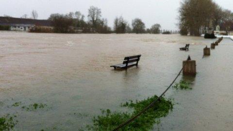 Inondation à Redon
