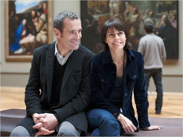 """Antoine Chappey et Marilyne Canto dans """"le sens de l'humour"""""""