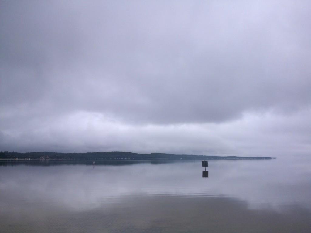 Le lac de Carcans Hourtin