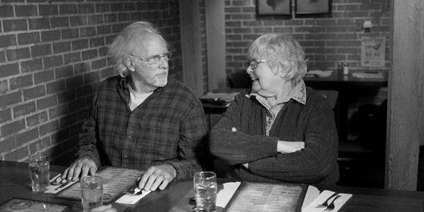 Bruce Dem et Jane Squibb dans Nebraska