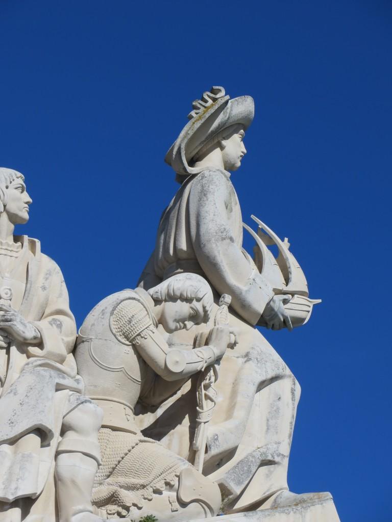 Monument des découvertes à Belem