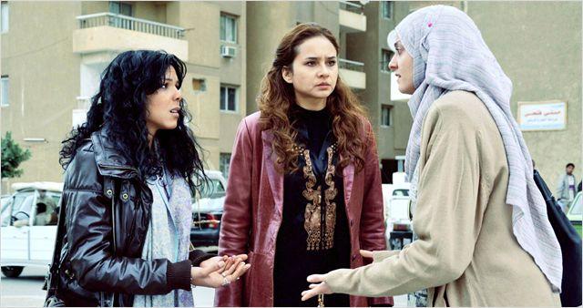 Nelly, Seba et Fayza, contre le harcèlement sexuel