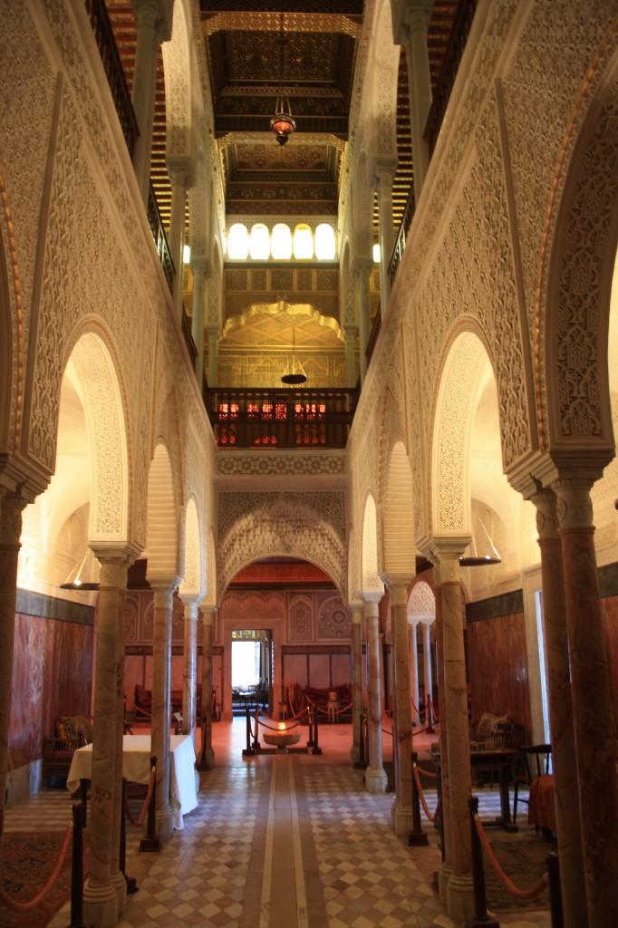Le Palais Ennejma Ezzahra
