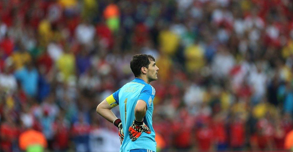 Iker Casillas en proie au doute