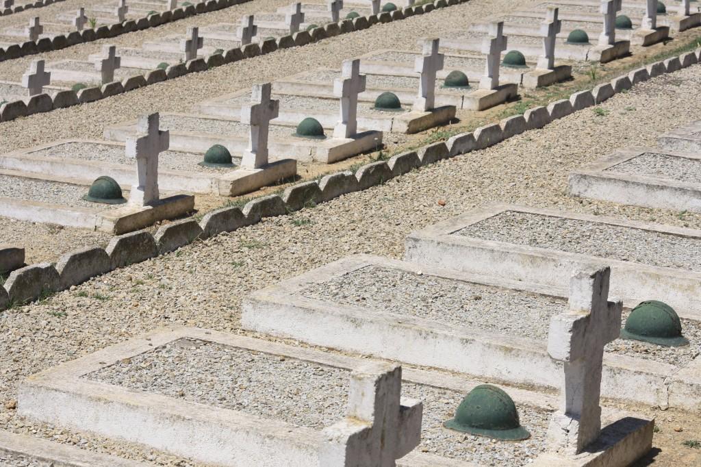 Le cimetière militaire français de Gammarth