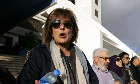L'opposante Sawa Bugaighis, assassinée en juin 2014