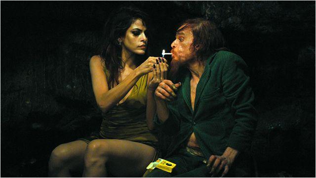 Eva Mendes et Denis Lavant