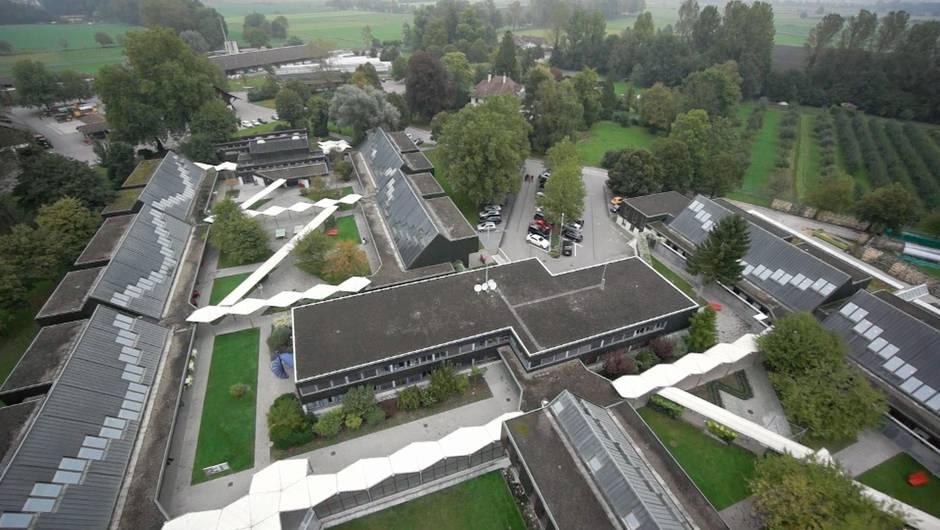 Prison ouvert en Suisse