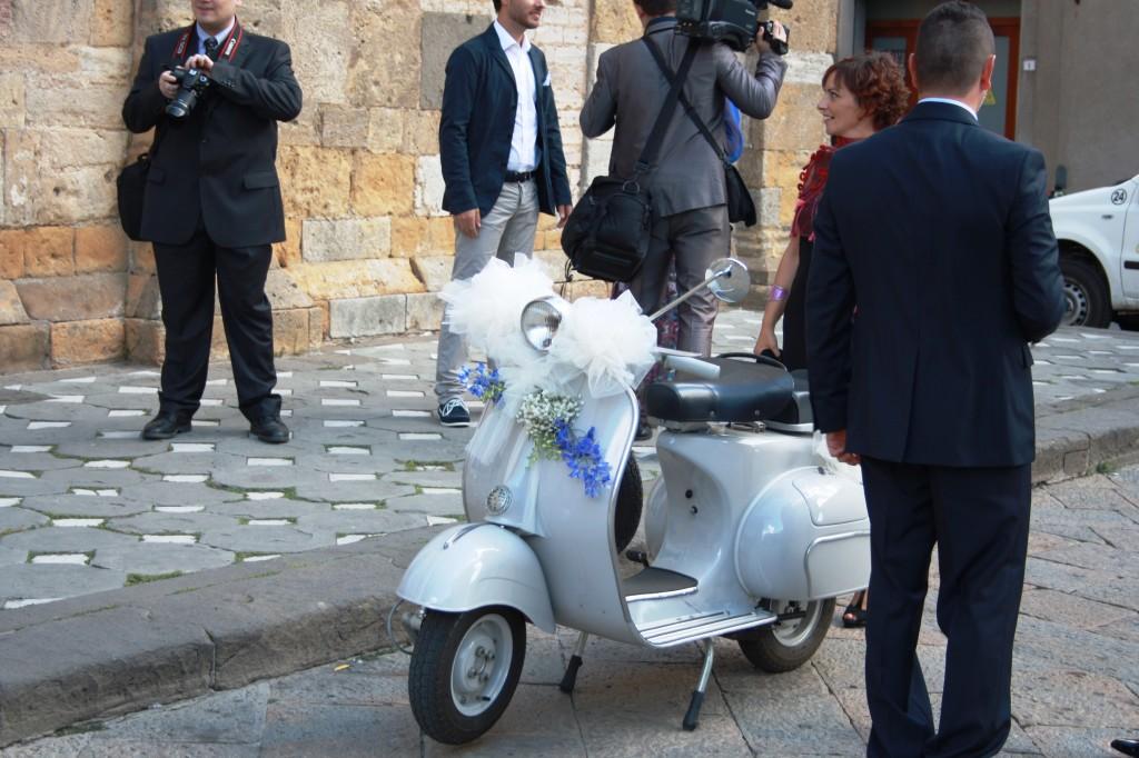 Mariage à la Cathédrale de Volterra