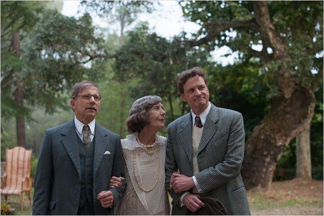 Simon McBurney, Eileen Atkins et Colin Firth