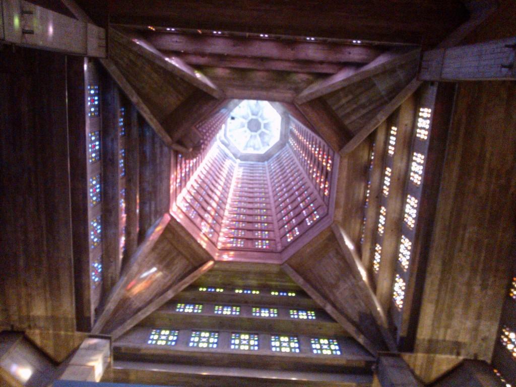 La tour lanterne du l'église Saint-Joseph