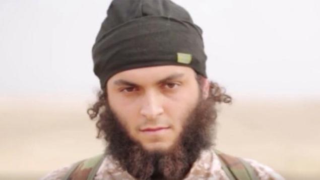 Le djihadiste français Mikael dos Santos