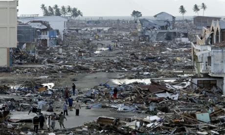Après le tsunami