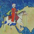 """Image de l'exposition """"Hajj"""" au British Museum"""