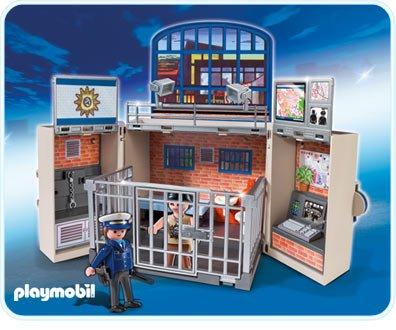 La prison vue par Playmobil
