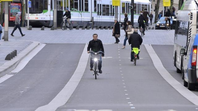 Transports urbains à Nantes