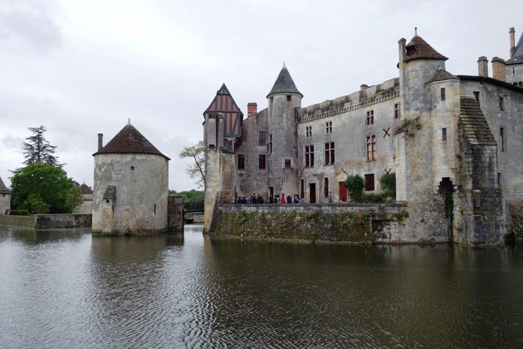 Le château de La Brède