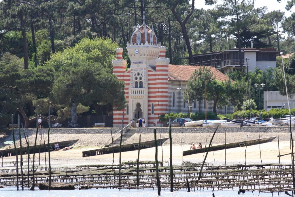 La Chapelle de la Villa Algérienne à L'Herbe