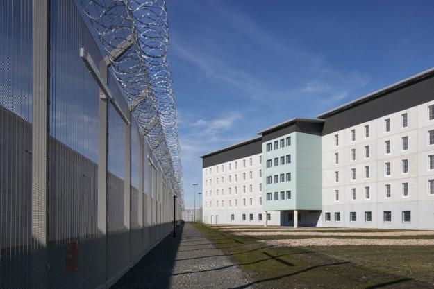 Nouvelle prison à Riom