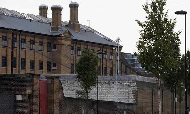La prison de Brixton, au Royaume Uni, survivance de l'époque victorienne