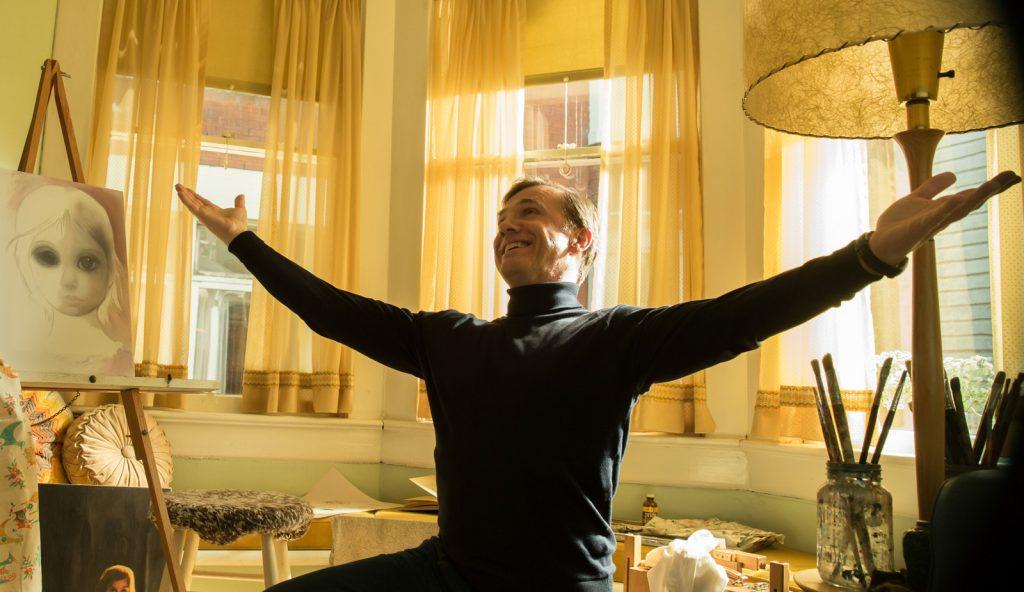 Christoph Waltz stars in BIG EYES