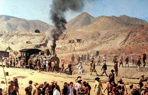 C'era una volta il west 1969 Sergio Leone