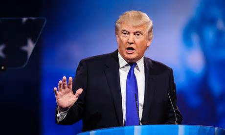 Donald Trump, un